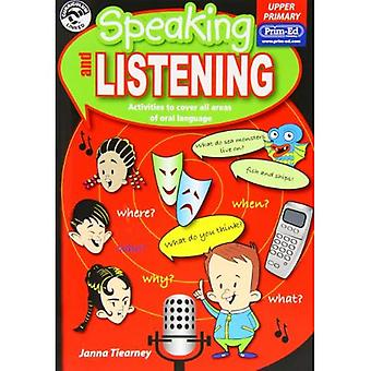 Speaking and Listening: Upper Primary