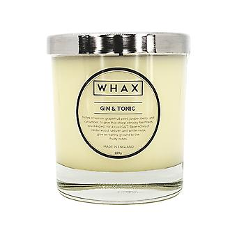 Gin & tonic luxury handmade scented candle