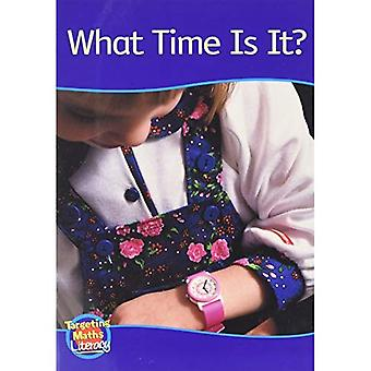 What Time Is It? Reader: Let's Measure (Targeting Maths Literacy Set 1)