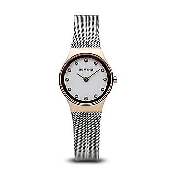 BERING Analog quartz ladies with stainless steel strap 12924-064