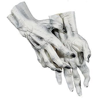 Hands Skeleton White