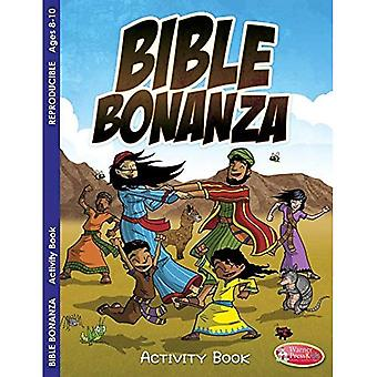 Bible Bonanza: Activity Book