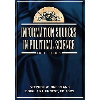 Information Sources of Political Science by Green & Stephen