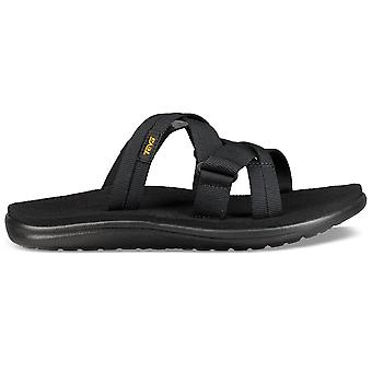 Teva Womens Voya Quick Dry Adjustable Summer Slider Sandals