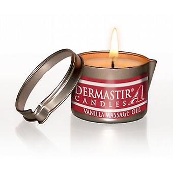 Dermastir Massage Candle Oil - Vanilla 35g
