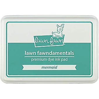 Lawn Fawn Premium Dye Ink Pad Mermaid (LF864)