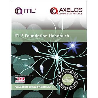 ITIL Foundation Handbook by Claire Agutter - ITSMF Foundation - 97801