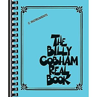 The Billy Cobham Real Book - C Instruments by Billy Cobham - 978149509