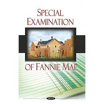 Special Examination of Fannie Mae by Office of Federal Housing Enterp