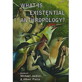 Vad är existentiella antropologin?
