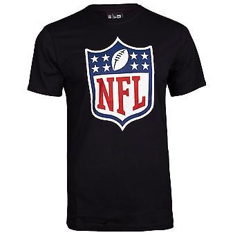 New era basic shirt - NFL LOGO black