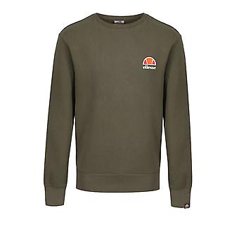 Ellesse Diveria Crew Neck Sweatshirt | Khaki