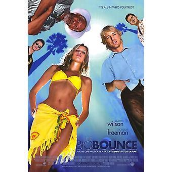 2004: The Big Bounce (Double Sided International) Original Cinema Poster