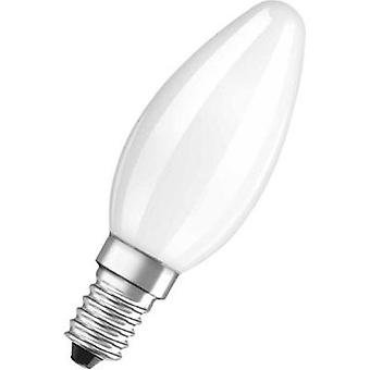 LED (monochrome) OSRAM 230 V E14 3.4 W = 25 W Warm white EEC: A++ Candle (Ø x L) 35 mm x 99 mm 1 pc(s)