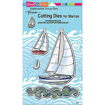 Stampendous Dies-Sailboats DCS-5089