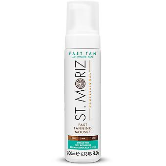 St. Moriz Quick Self-Tanning Mousse 200 Ml