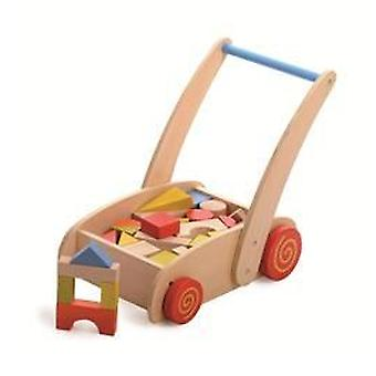 Egmont Toys Walker Parts Wood (Toys , Preschool , Babies , Baby Walkers)