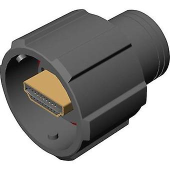 N/A Plug, straight 690-W19-260-011 MH Connectors Content: 1