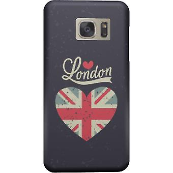 London heart cover for Galaxy S6