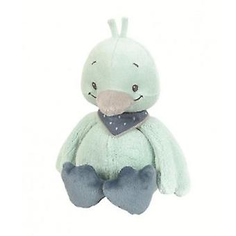 Nattou Nestor stuffed duck (Toys , Preschool , Dolls And Soft Toys)
