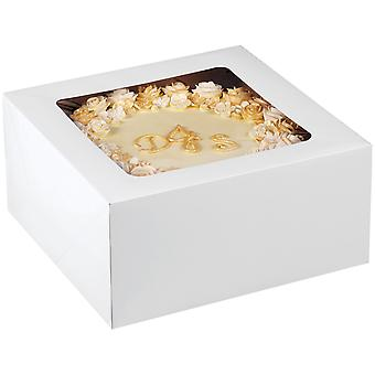 Wellpappe Cake-Boxen-2/Pkg 12