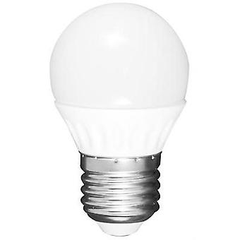 LED Müller Licht 230 V E27 5.5 W = 33 W Warm white EEC: A+ Globe (Ø x L) 45 mm x 75 mm dimmable 1 pc(s)