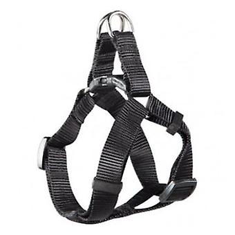 Arppe Harness Practic Nylon Basic Black (Dogs , Walking Accessories , Harnesses)