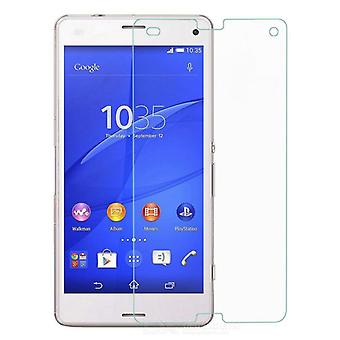 2 x Genuine Tempered Glass Film Screen Protector for Sony Xperia Z3 Compact