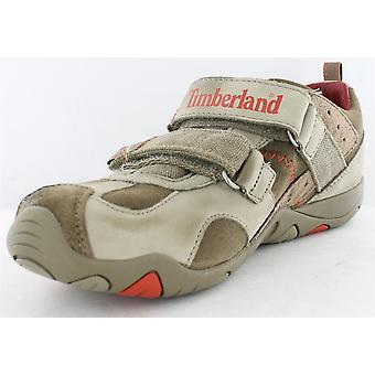 Boys Timberland Casual Leather Shoes '52988' - Beige Size UK 4 (EU 37)