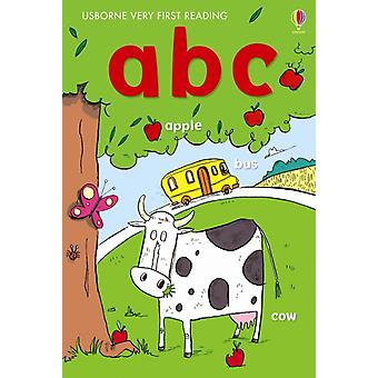 Very First Reading ABC (Hardcover) by Horne Sarah