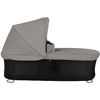 Mountain Buggy Carrycot Plus for Urban Jungle, Terrain & +one  Silver