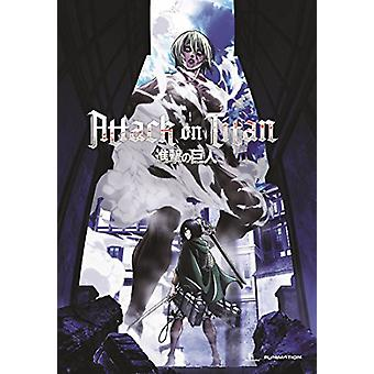 Attack on Titan-Part 2 [BLU-RAY] USA import
