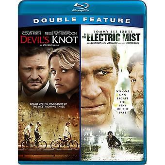 Devil's Knot / i elektriska Mist Double Feature [Blu-ray] USA import