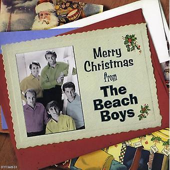 Beach Boys - glædelig jul fra the Beach Boys [CD] USA importerer