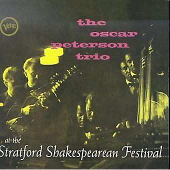 Oscar Peterson - på the Stratford Shakespearean [CD] USA import