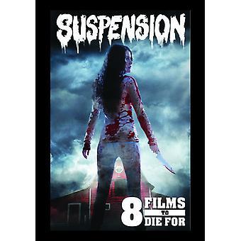 Suspension [DVD] USA import