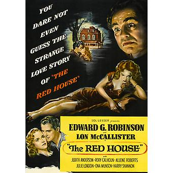Red House (1947) [DVD] USA import