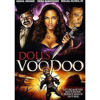 Dukker af Voodoo [DVD] USA importerer