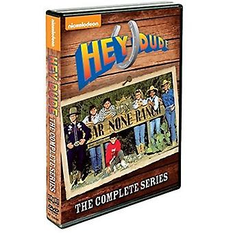 Hey Dude: The Complete Series [DVD] USA import