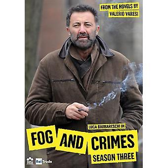 Fog & Crimes: Season 3 [DVD] USA import
