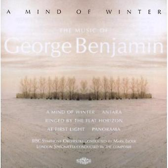G. Benjamin - A Mind of Winter: The Music of George Benjamin [CD] USA import