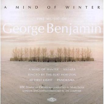 G. Benjamin - A Mind of Winter: die Musik von George Benjamin [CD] USA Import