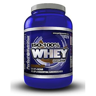Perfect Nutrition Iso-100% Whey Chocolate Isolated (Sport , Proteine und Kohlenhydrate)