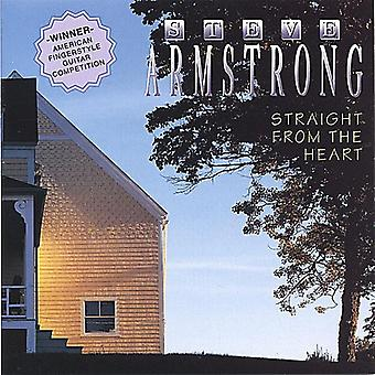 Steve Armstrong - Straight From the Heart [CD] USA import