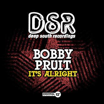 Bobby Pruit - det er Alright [DVD] USA import
