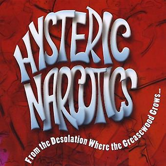 Hysteric Narcotics - From the Desolation Where the Greasewood Grows [CD] USA import