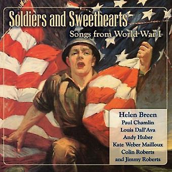 Helen Breen - importazione USA Soliders & fidanzatini [CD]