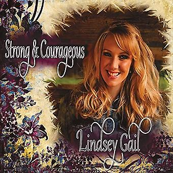 Lindsey Gail - Strong & Courageous [CD] USA import