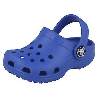 Bébé garçons Crocs sandales enfant classique