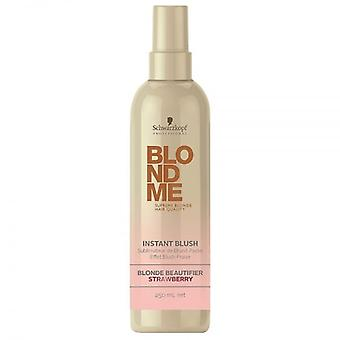 Schwarzkopf Schwarzkopf Professional BlondMe Instant Blush Temporary Hair Colour - Strawberry